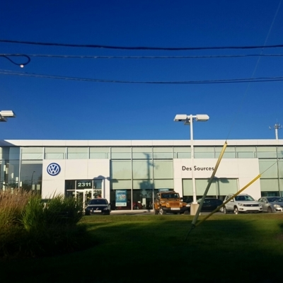 Volkswagen des Sources - New Car Dealers - 514-683-2030
