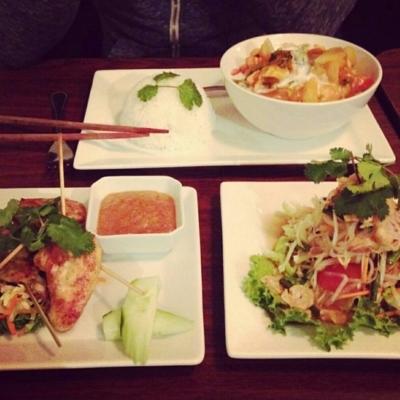 Une nuit à Bangkok - Restaurants - 514-473-1814