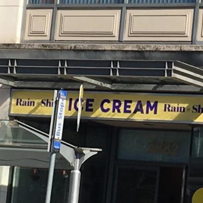 Rain or Shine Homemade Ice Cream - Ice Cream & Frozen Dessert Stores