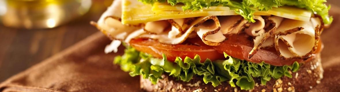 Savoury sandwich spots on St. Clair West Toronto