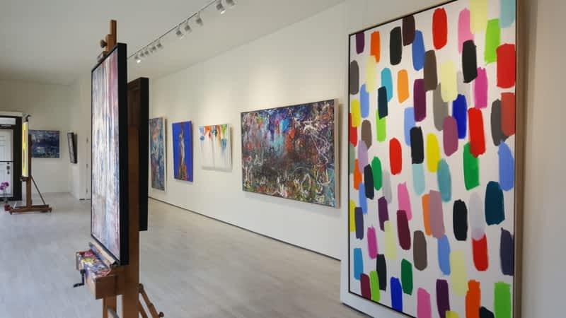 photo Peter Triantos Art Galleries