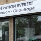 Everest - Entrepreneurs en chauffage - 418-622-7245