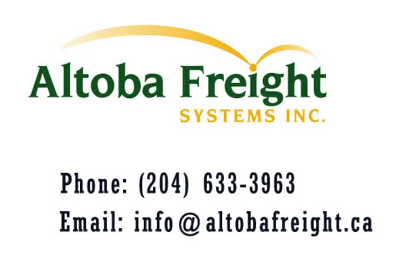photo Altoba Freight Systems Inc