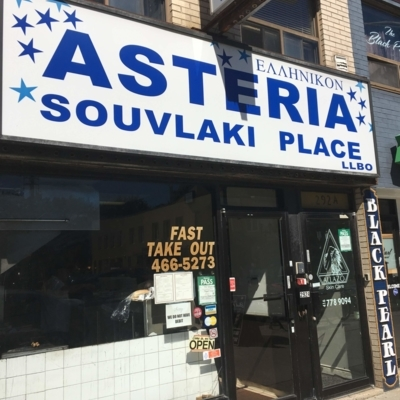 Asteria Souvlaki Place - Greek Restaurants - 416-466-5273