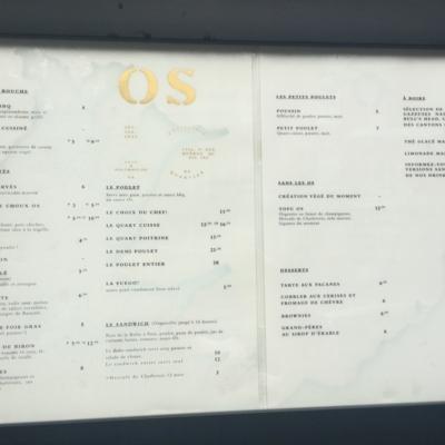 OS - Rôtisserie de quartier - Restaurants - 581-300-4043