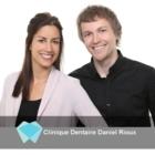 Clinique Dentaire Daniel Rioux - Cliniques et centres dentaires - 819-370-8333