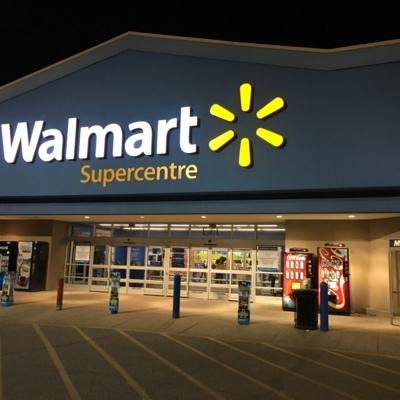 Walmart Supercentre - Department Stores - 204-897-3410