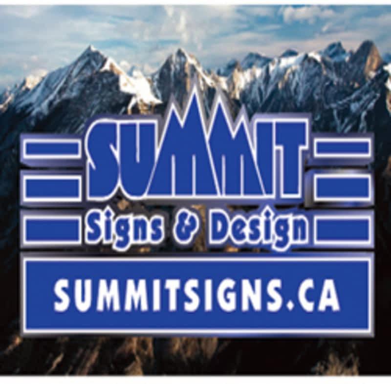 Summit Signs Amp Design Calgary Ab 7 6125 11 St Se