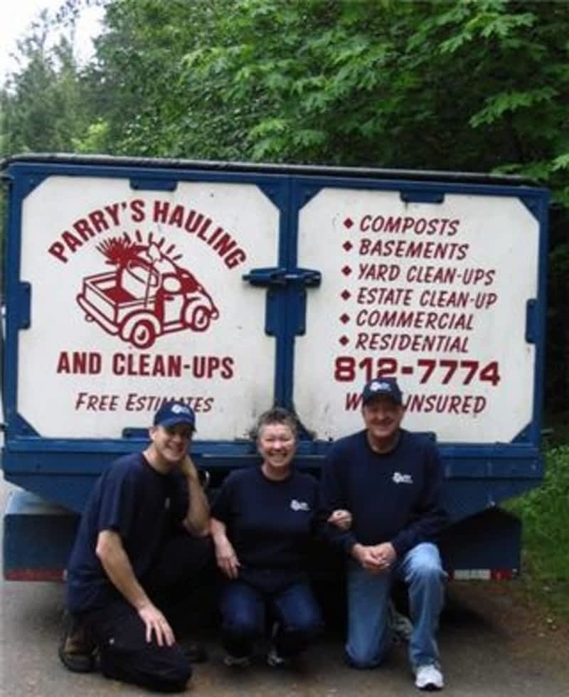 photo Parry's Hauling & Junk Removal