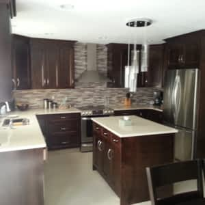 Woodwork And Office Cabinets Edmonton