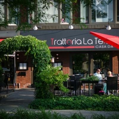 Trattoria La Terrazza - Italian Restaurants - 450-672-7422