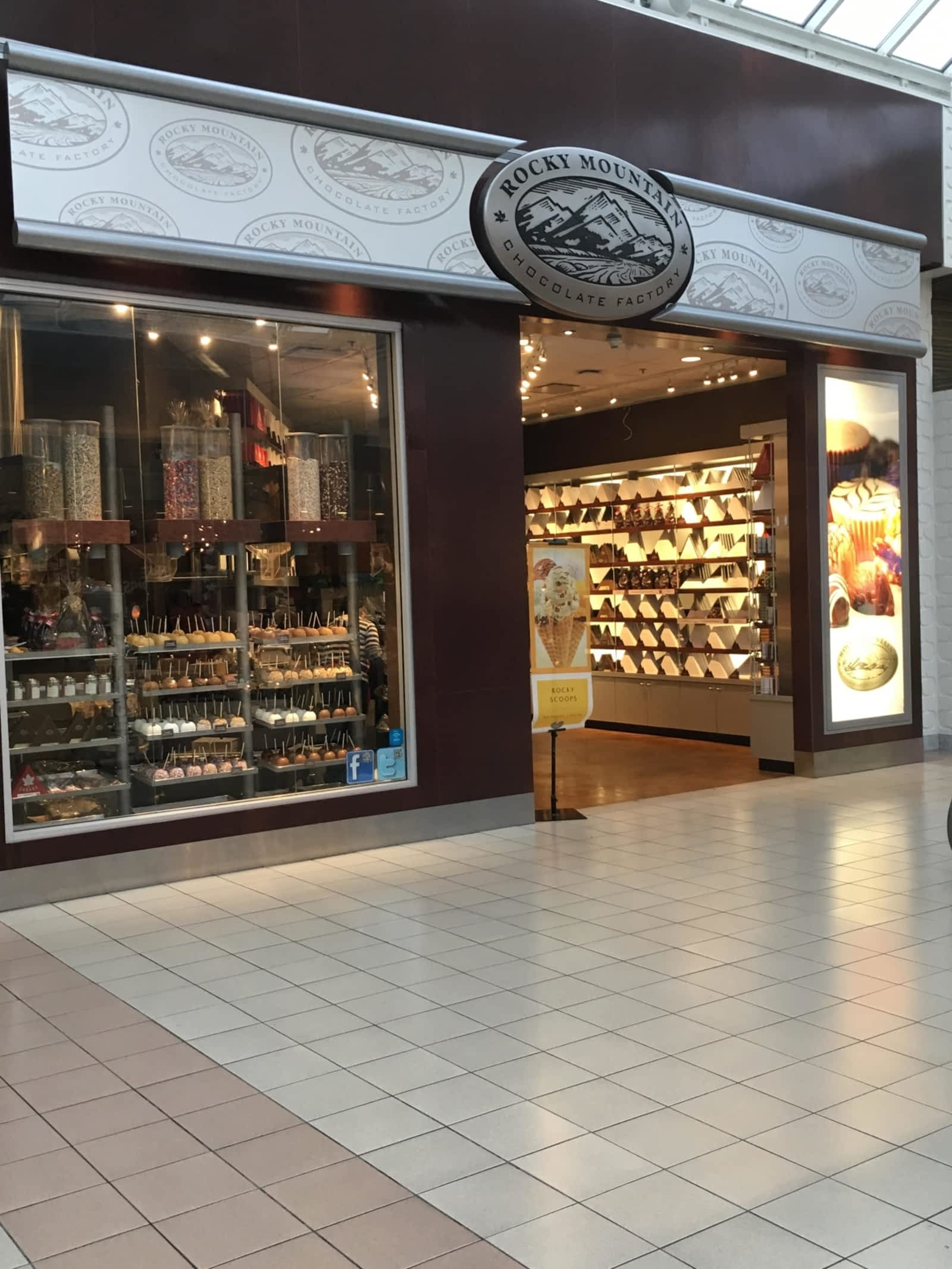 Rocky Mountain Chocolate Factory - Opening Hours - 304-4820 ...