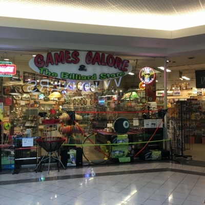 Games Galore & The Billiard Store - Pool Tables & Equipment