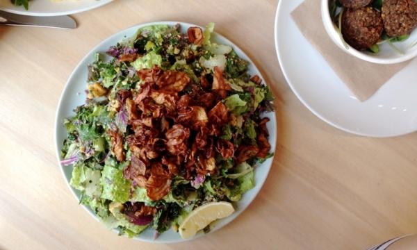 7 must-try vegetarian restaurants in Vancouver