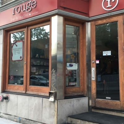 Rouge Nail Bar Saint-Laurent - Ongleries - 514-840-3003