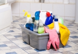 Shop for eco-friendly cleaning supplies in Vancouver