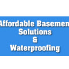 Affordable Basement Solutions & Waterproofing
