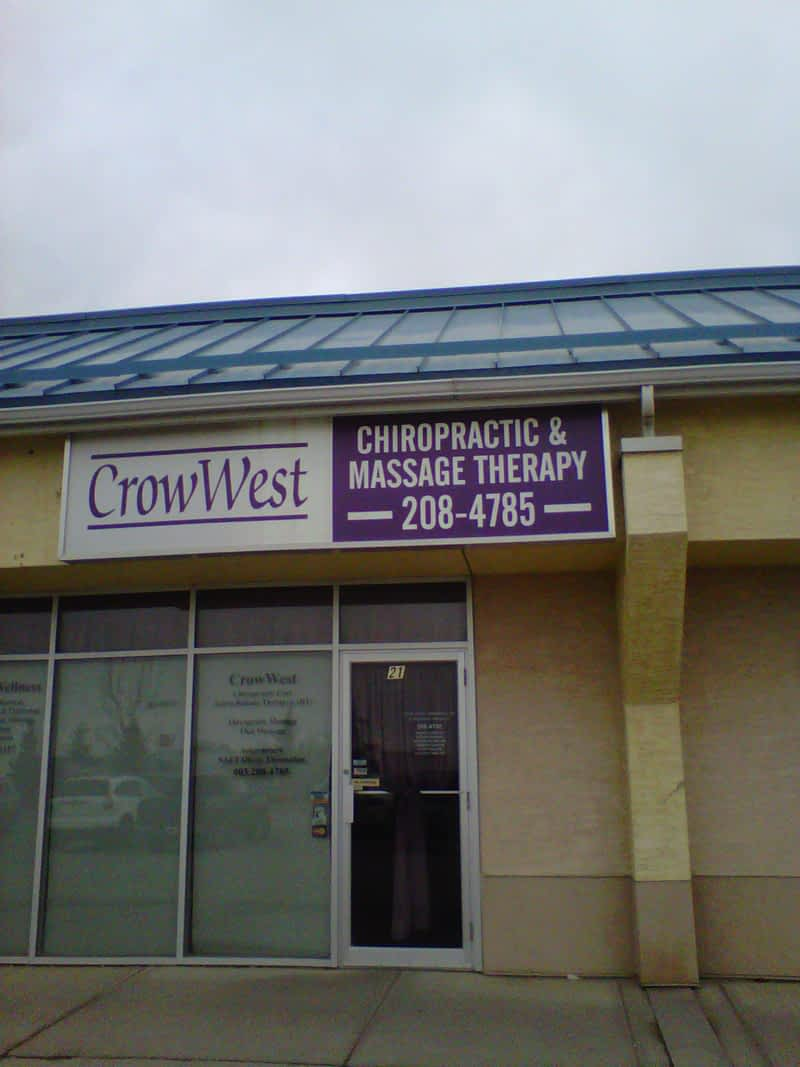 photo CrowWest Chiropractic & Massage Therapy