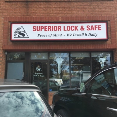 Superior Lock & Safe - Safes & Vaults