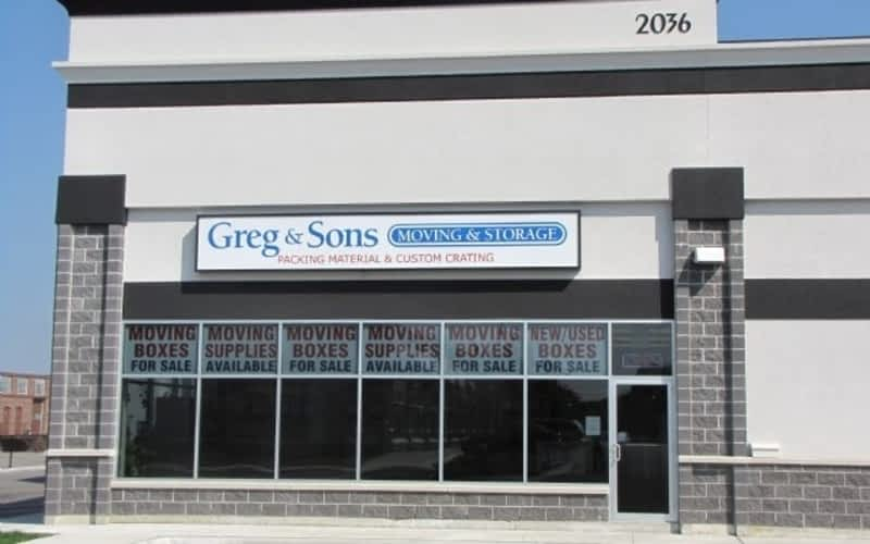 photo Greg and Sons Moving and Storage