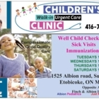 Children's Walk-In Clinic - Cliniques médicales