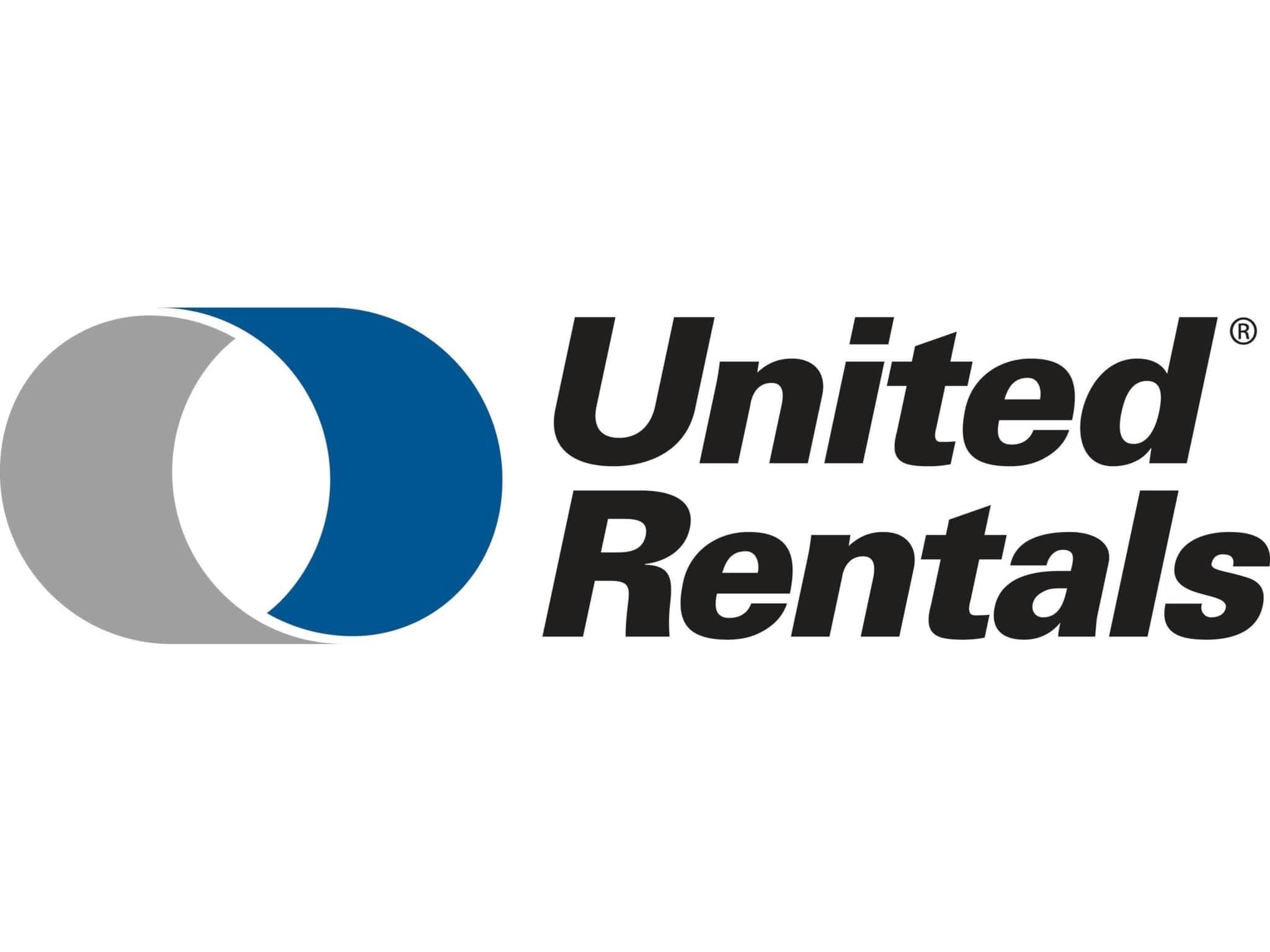 photo United Rentals