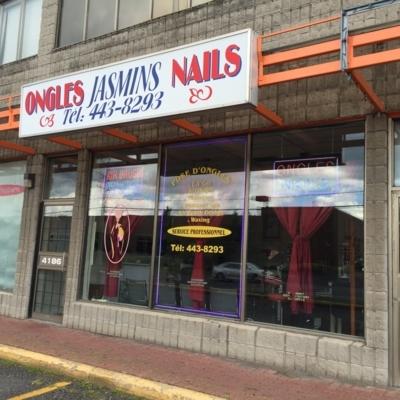 Ongles Jasmins Nails - Nail Salons - 450-443-8293