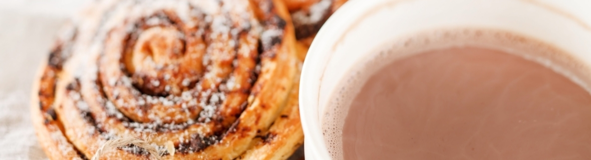 Try heavenly hot chocolate in Halifax