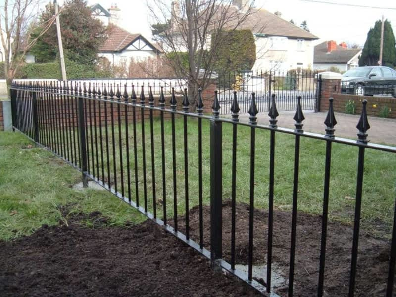 photo Target Fence Mississauga