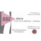 HBC Stucco - Logo
