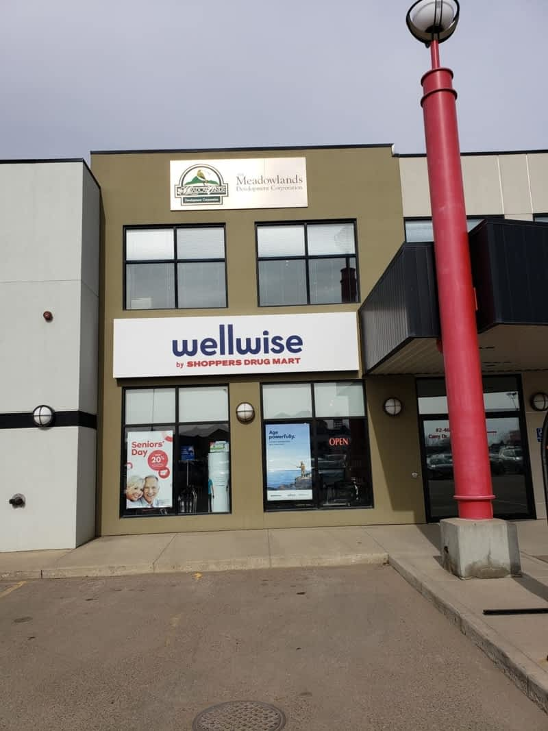 Wellwise by Shoppers Drug Mart - Medicine Hat, AB - 2-46