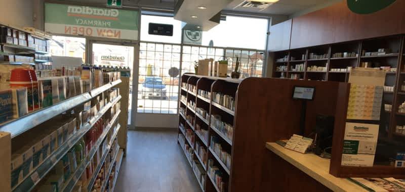 photo Ajax Guardian Pharmacy & Ajax Walk-In Clinic