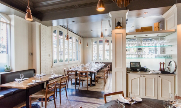 Wine-and-dine business lunches in Yaletown