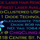 Chiq Cliniq Inc - Laser Hair Removal