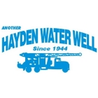 Hayden Water Wells - Pumps