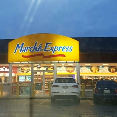 Marché Express - Gas Stations - 514-685-7176
