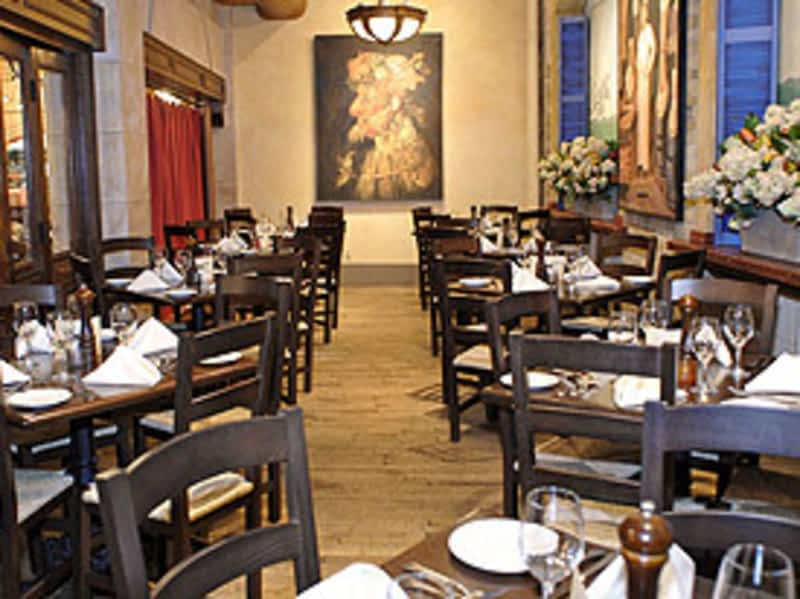 Italian Restaurants With Private Rooms Toronto