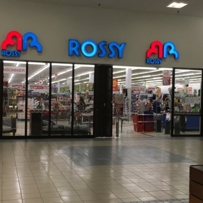 Rossy - Grands magasins - 514-639-7773