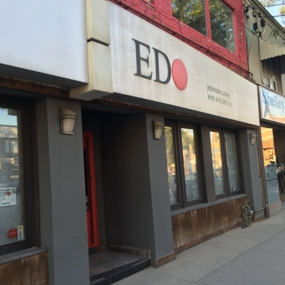 EDO Restaurants Inc - Asian Restaurants - 416-322-7699