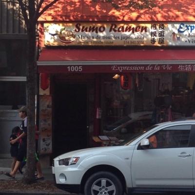 Sumo Ramen - Restaurants - 514-940-3668