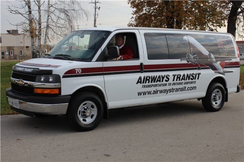 Easiest way to get from Pearson Airport to Waterloo ...