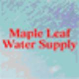 Maple Leaf Water Supply - Bulk & Bottled Water - 905-439-4406