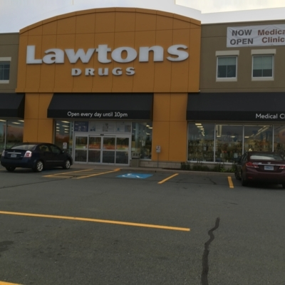 View Lawtons Drugs's Halifax profile