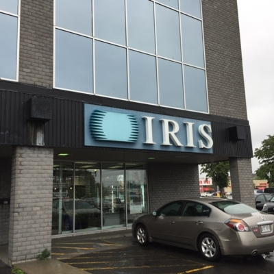IRIS - Optometrists - 450-349-4666