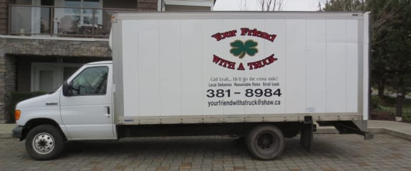 photo Atkinson's Your Friend with a Truck