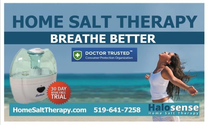 photo Halosense - Home Salt Therapy