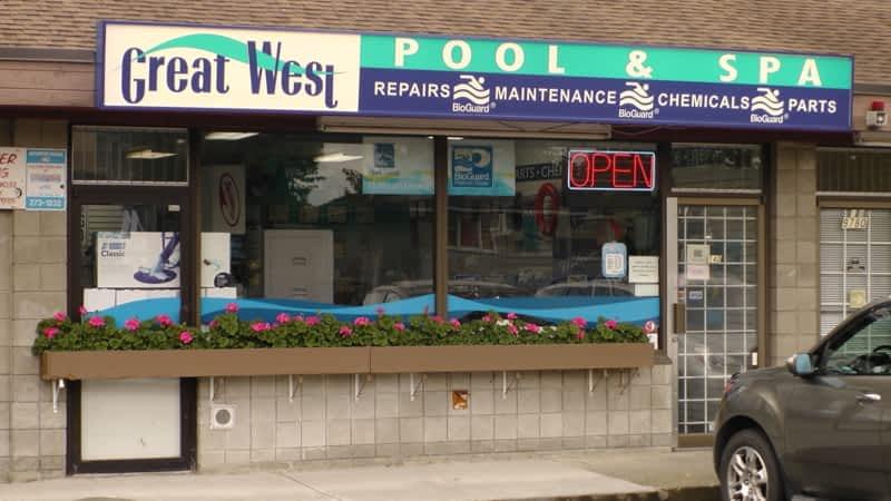 photo Great West Pool & Spa Ltd