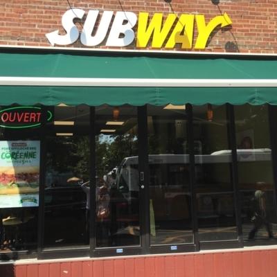 Subway - Sandwiches et sous-marins