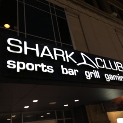 Shark Club Sports Bar & Grill - Licensed Lounges