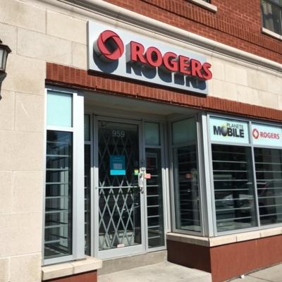 Rogers - Accessoires de téléphones cellulaires et sans-fil